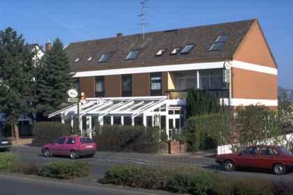 Hotel Cafe Kinnel, Mühlheim cerca de Frankfurt del Meno